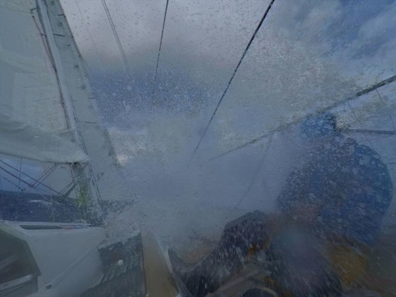 Onboard Ha Long Bay, Viet Nam - The Clipper Race Leg 5 - Race 6, Day 21 - photo © Clipper Race