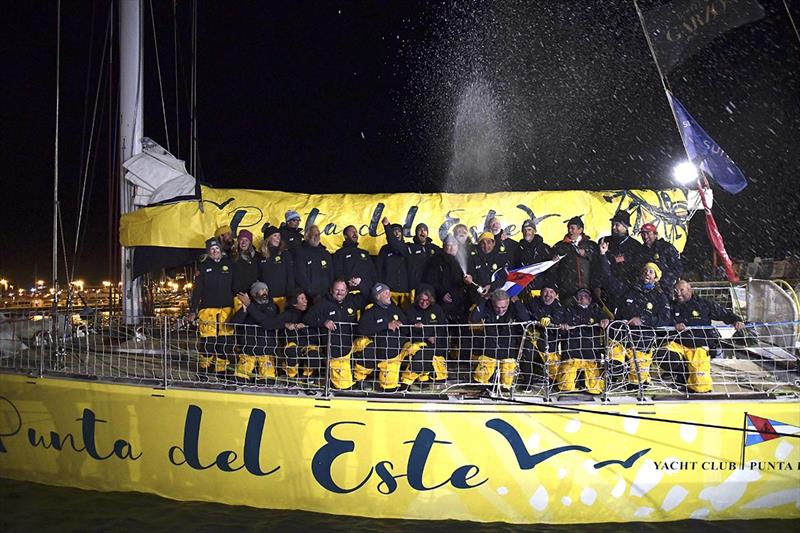 Punta del Este - Clipper Race - photo © Clipper Race