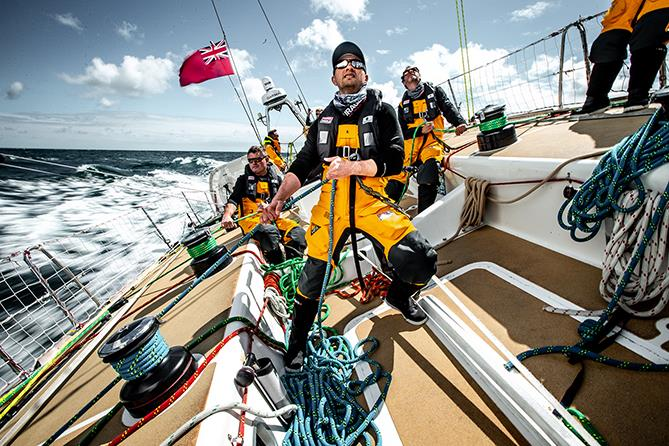 Clipper Race - photo © imagecomms