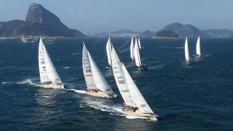 Image result for clipper round the world