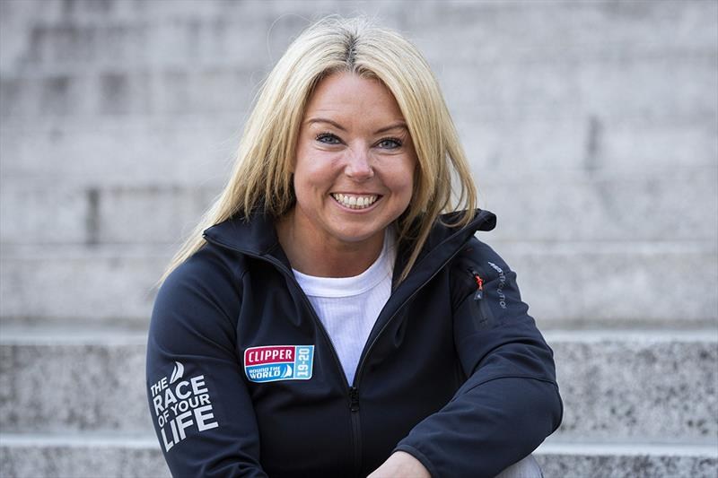 Clipper Race Crew Member Sara McBride will be taking on Leg 7. - photo © James Robinson