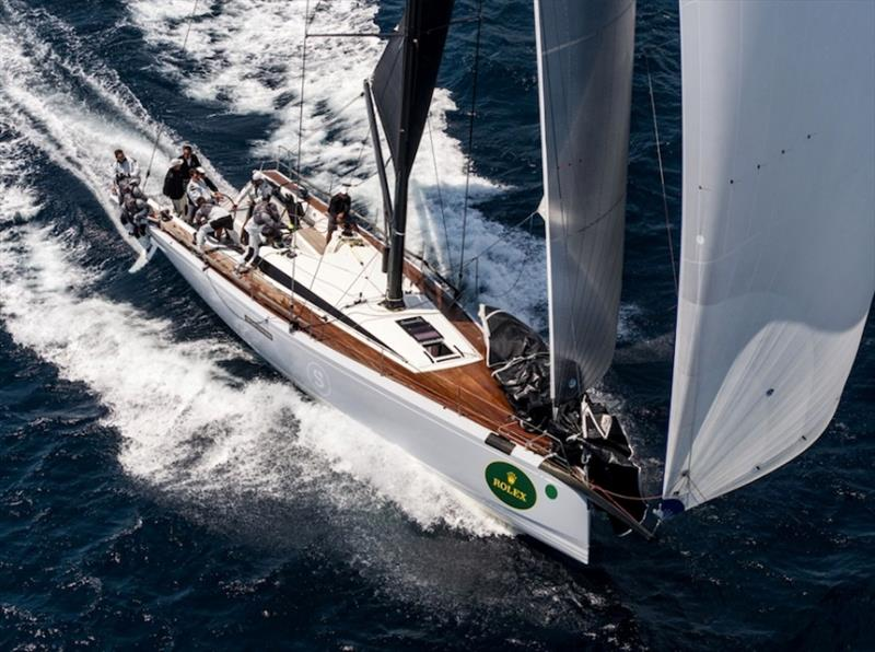 ORC division at Rolex Giraglia - photo © Fabio Taccola / Nautor's Swan