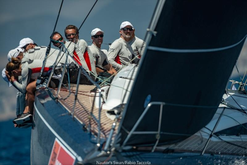 Copa del Rey MAPFRE - The Nations Trophy Mediterranean League - photo © Fabio Taccola / Nautor's Swan