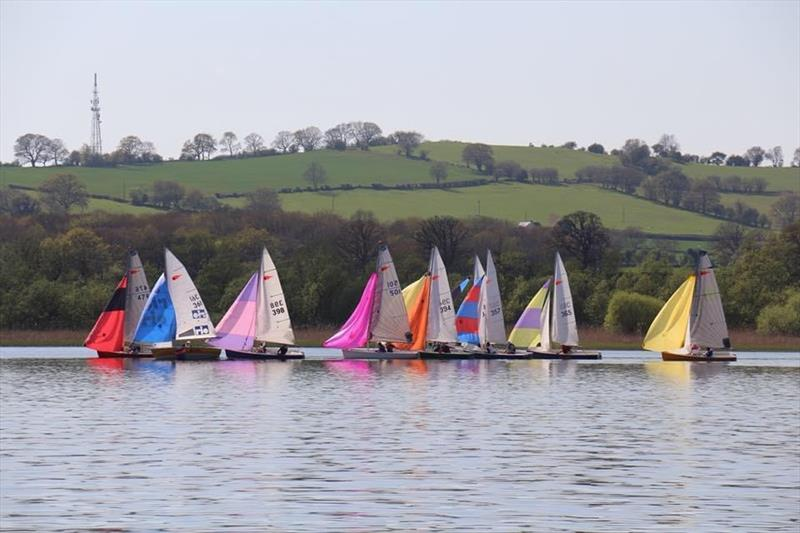 Combined Comet Class Inland Championships 2018 - photo © Llangorse SC