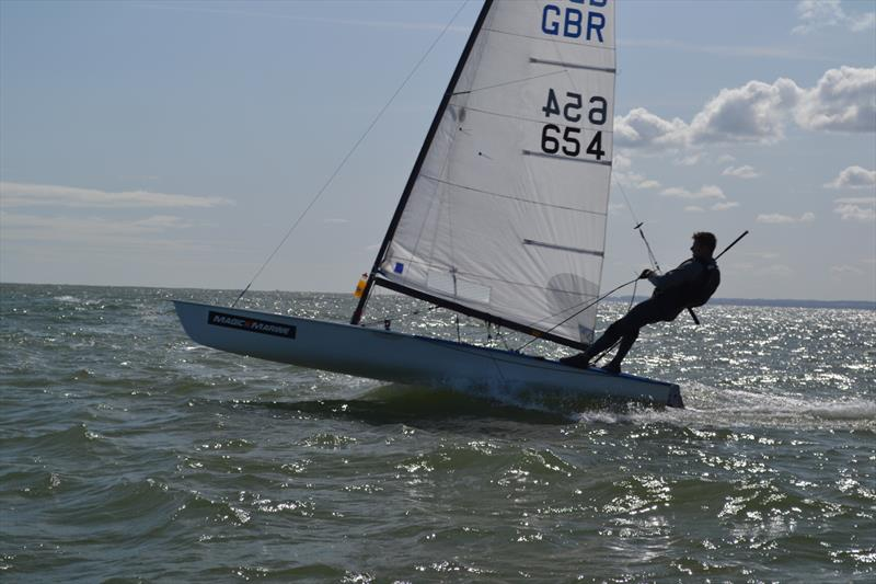 Contender Nationals at Broadstairs - photo © Broadstairs SC