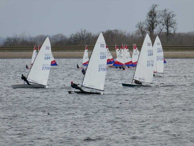 Contenders at Datchet Water - photo © Rodger White