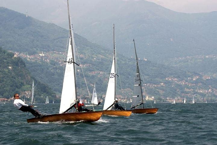 Contender World Championship on Lake Como - photo © Stefan Schaft
