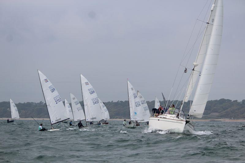 Race 6 in the Contender Southern Championship at Highcliffe - photo © Sarah Desjonqueres