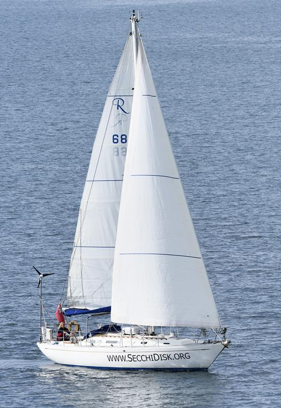 Ariadne photo copyright The Secchi Disk Foundation taken at  and featuring the Cruising Yacht class
