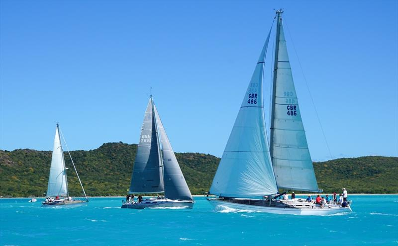2017 Jolly Harbour Yacht Club Valentine's Regatta - photo © JHYC