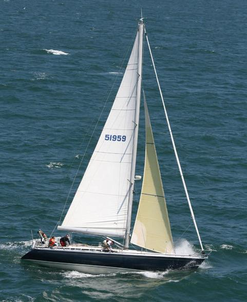 Grand Soleil 46 on New England Waters - photo © UK Sailmakers NYC