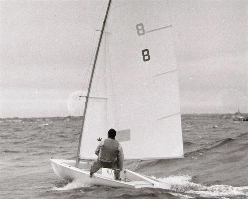 We shouldn't only remember Paul Elvstrom for those four glorious Gold medals that started at Torquay, but for so much more, including being the father of performance single handed sailing with his Trapez dinghy - photo © Henshall