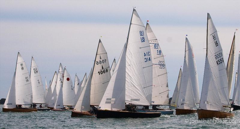 Weston sailing club park