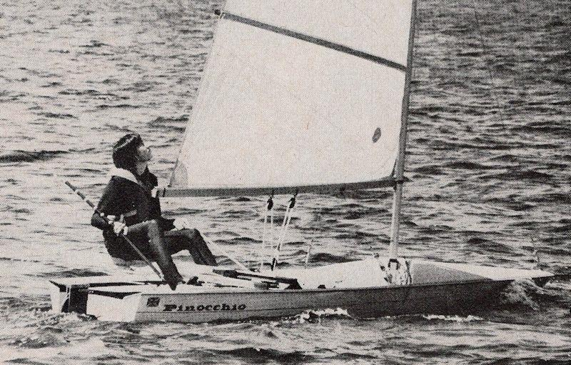 The ToY introduced many a helm to the pleasures of performance singlehanded sailing - photo © ToY Class