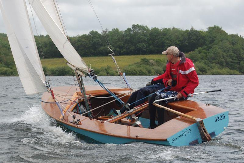 Despite being marginalized by the other hot boats of the day, the Jollyboat still sold in sufficient numbers to be classed as a success - photo © Dougal Henshall