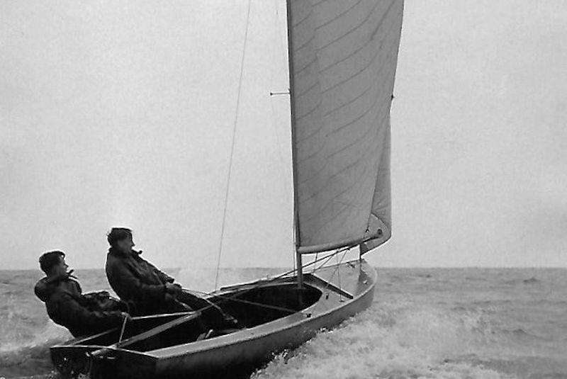 As Sales Manager at Fairey Marine, Charles Currey was to be seen out most weekends in races demonstrating their boats, such as this Swordfish - photo © Fairey Marine