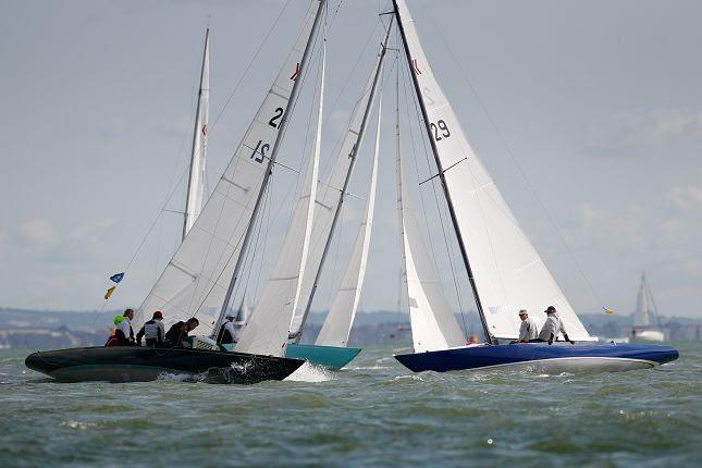 Darings on Cowes Week 2019 day 7 - photo © Paul Wyeth / CWL