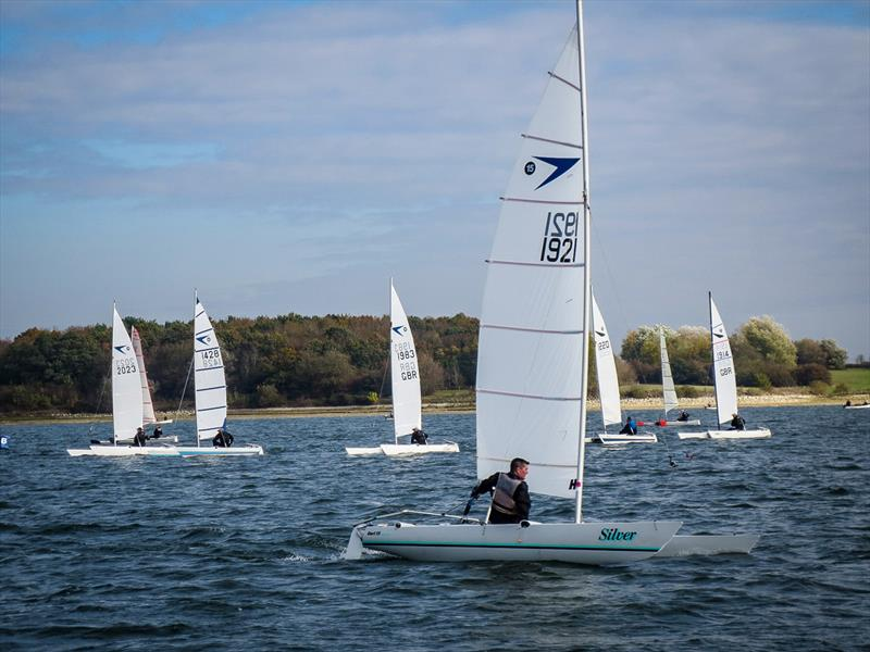 Sprint 15 Inlands at the Grafham Cat Open - photo © Nigel Denchfield