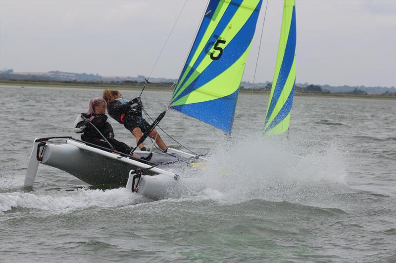 Junior Catamaran Championships At Marconi Sailing Club