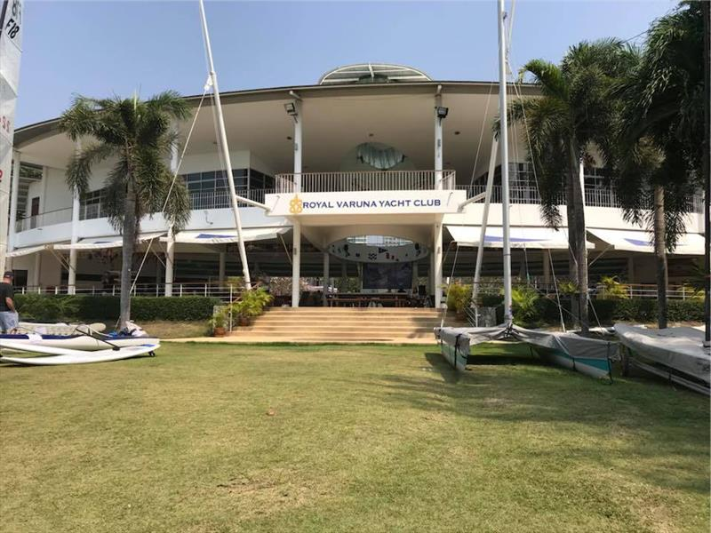 Royal Varuna Yacht Club - photo © RVYC