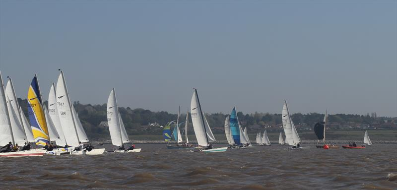 Dart 18 GP Round 1 at Dee - photo © Sarka Ngassa