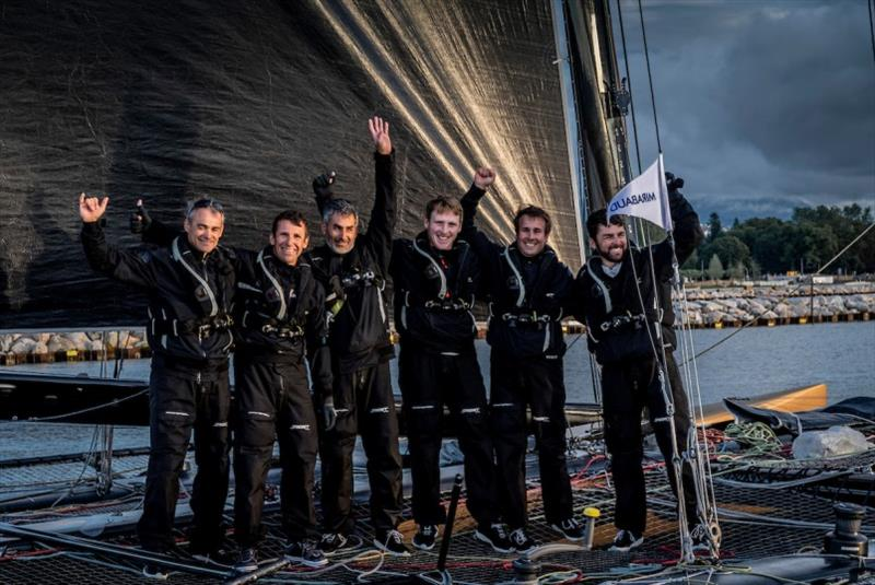 Bol d'Or Mirabaud 2019 - photo © Loris Von Siebenthal