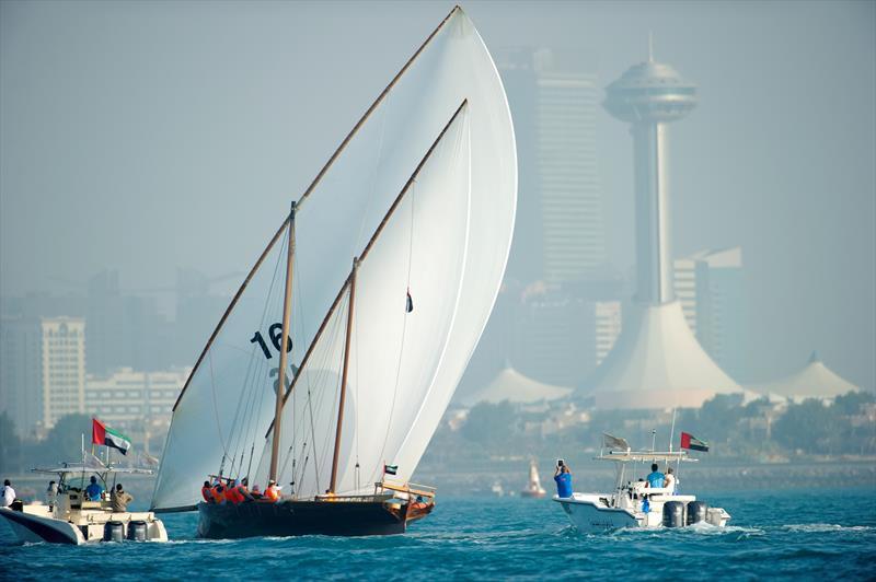 Volvo Ocean Race veteran dubs Arabian Dhows 'amazing'