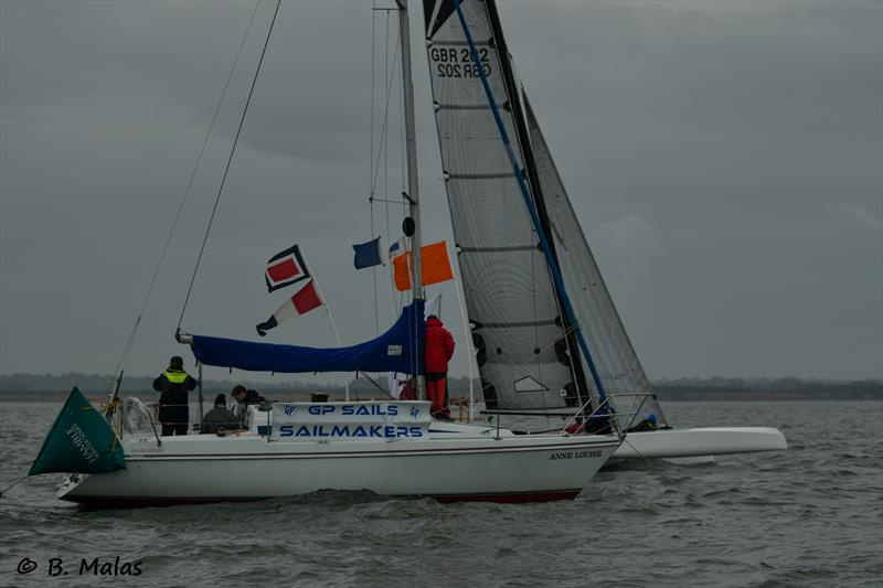 Diam 24od Spring Championship at Hamble - photo © Bertrand Malas