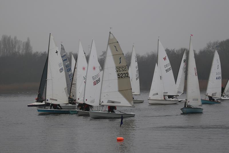 New Year's Day Open at Rollesby Broad Sailing Club - photo © Kevin Davidson
