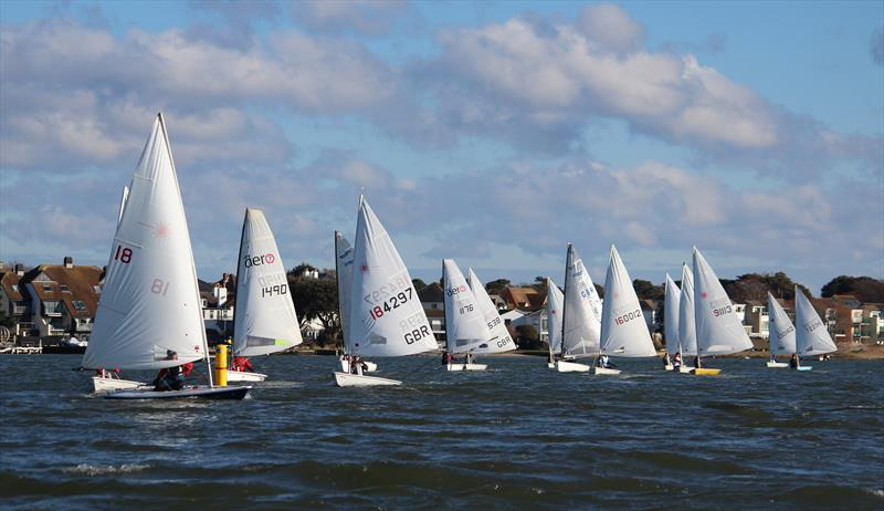 Highcliffe SC Icicle Open Series day 2 - photo © Sarah Desjonqueres