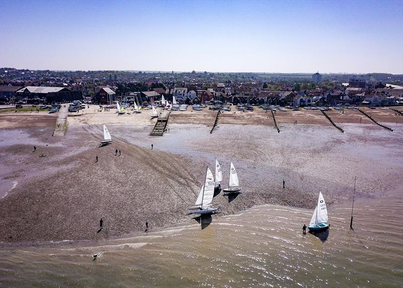 Whitstable Yacht Club's Push the Boat Out Day - photo © Tom Banbury