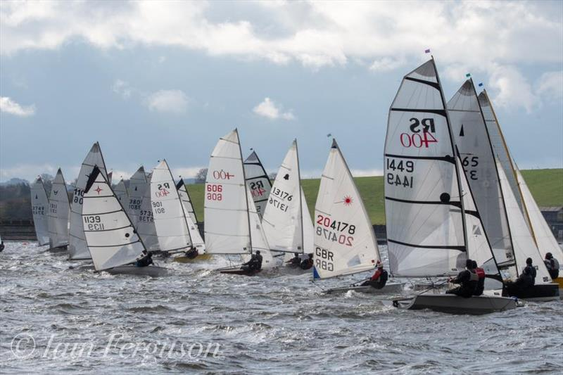 Another windy day for 2019 Blithfield Barrel round 4 - photo © Iain Ferguson