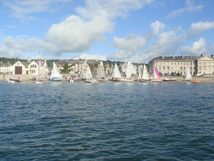 Two weeks to go until the Anglesey Offshore Dinghy Race