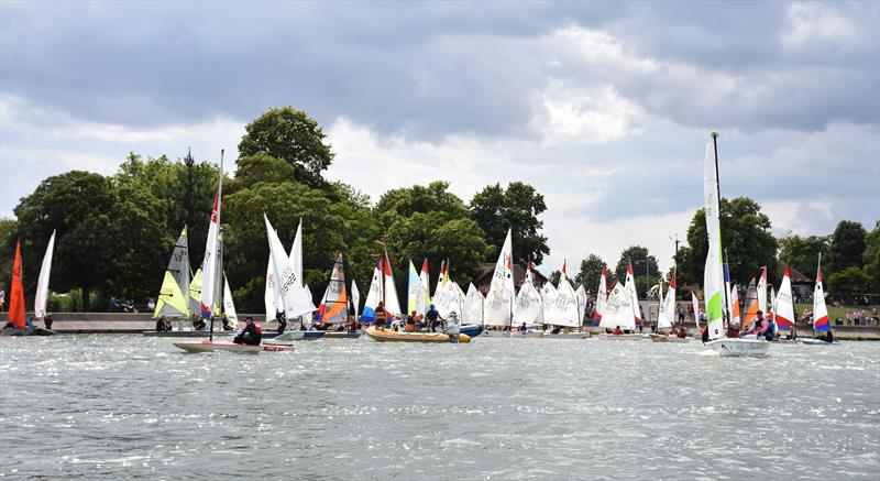 Blackwater Sailing Club Cadet Week