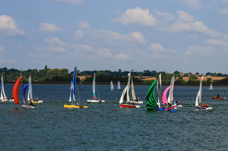 Draycote Water SC invites visitors to take part in Bank Holiday Pursuit Race