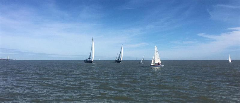 Bart's Bash 2019 at Felixstowe Ferry SC - photo © Edward Swain