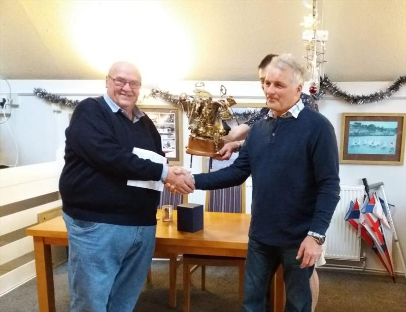 Fowey Gallants Sailing Club Winter Series 2019 - photo © Yvette Gamble