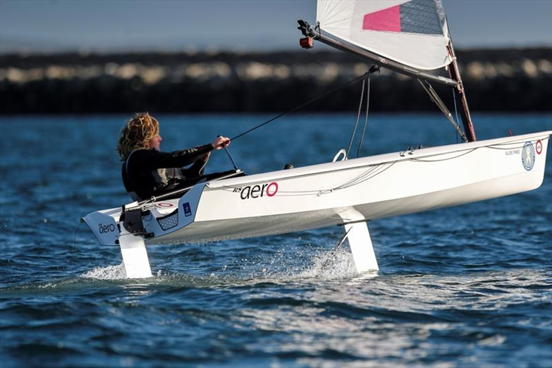 RYA Foiling at National Watersports Festival photo copyright Paul Wyeth taken at Royal Yachting Association and featuring the Dinghy class