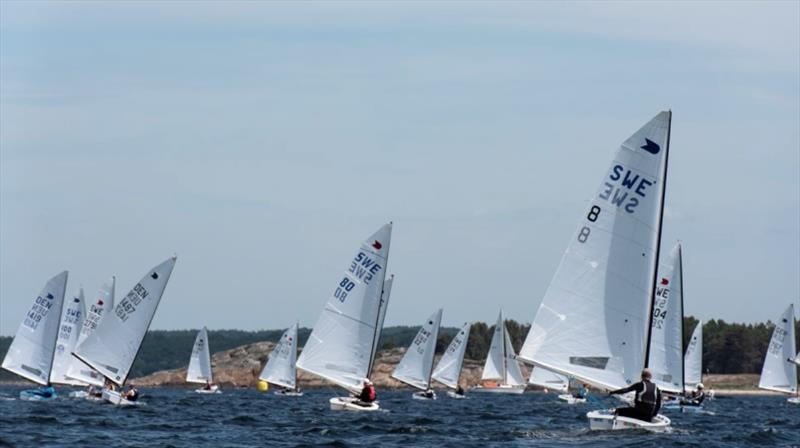 OK Dinghy Nordic Championship - photo © Joel Hernestål, Spline AB