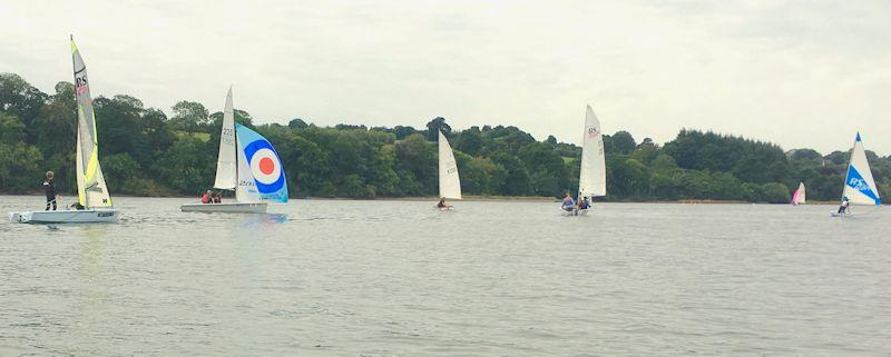 Great River Teign Adventure 2018 photo copyright TCYC taken at Teign Corinthian Yacht Club and featuring the Dinghy class
