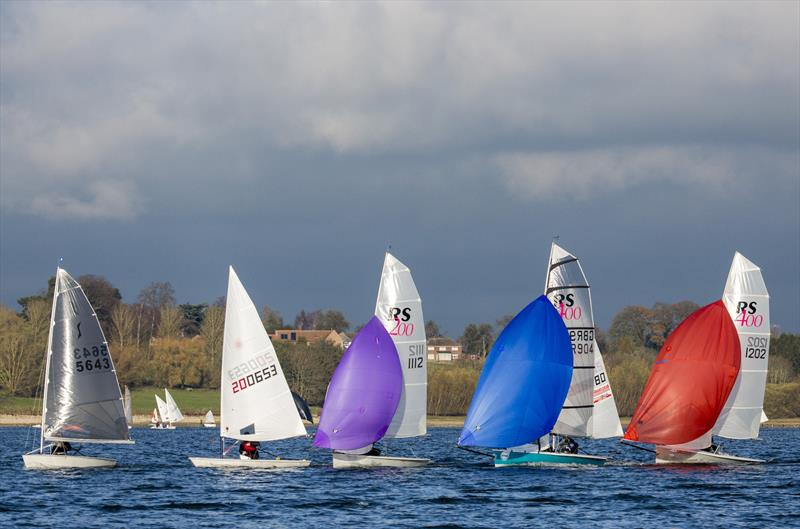 The Draycote Dash now forms part of the Great British Sailing Challenge - photo © Tim Olin / www.olinphoto.co.uk