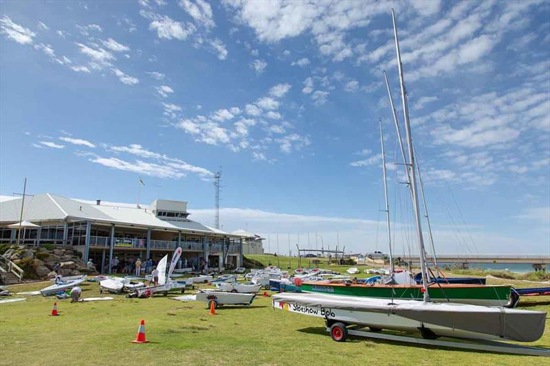 SA Summer of Sail Launch Regatta 2018 - photo © Elise Dalmaso