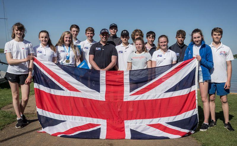Martin Boatman - inspirational youth coach - photo © RYA
