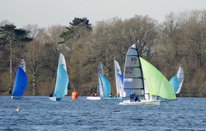 Bough Beech SC Icicle Open Series - photo © Debbie Maynard