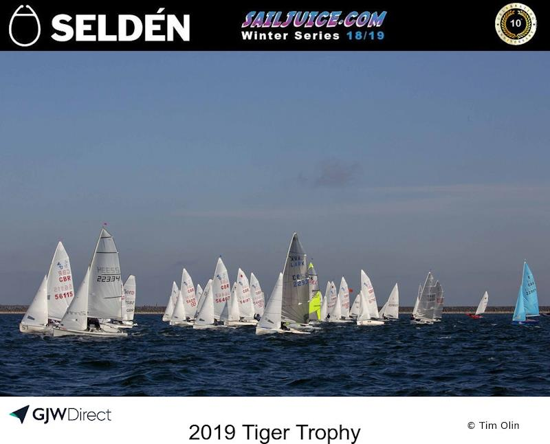 John Merricks Tiger Trophy 2019 - photo © Tim Olin / www.olinphoto.co.uk