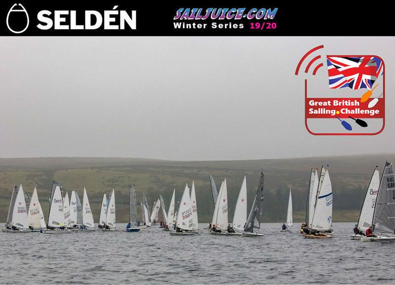 Yorkshire Dales Brass Monkey - Seldén Sailjuice Winter Series Round 3 - photo © Tim Olin / www.olinphoto.co.uk