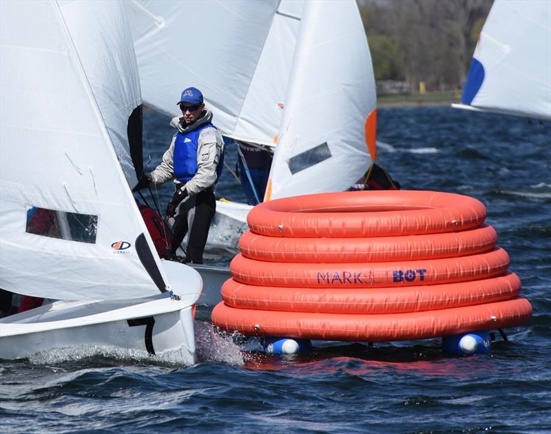 MarkSetBot collaborates with US Sailing to facilitate racing photo copyright Marksetbot taken at  and featuring the Dinghy class