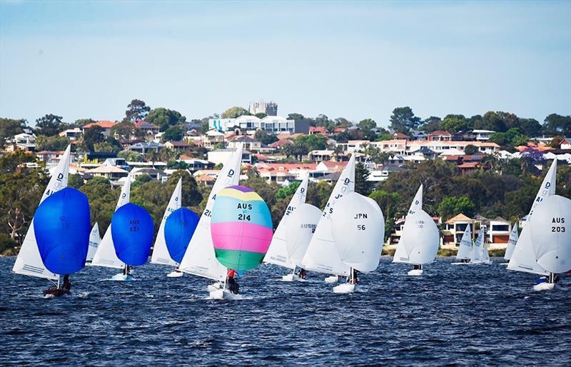 Dragon State Championship at Perth