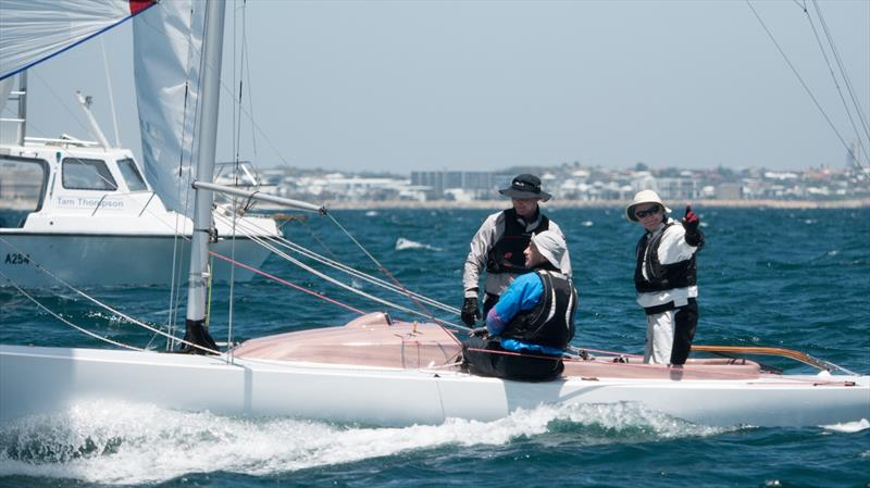 NED412 AAA on day 4 of the 2019 Dragon World Championship - photo © Tom Hodge Media