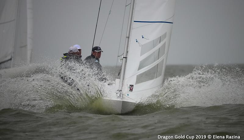 Day 4 - 2019 Yanmar Dragon Gold Cup photo copyright Elena Razina taken at Royal Yacht Club Hollandia and featuring the Dragon class